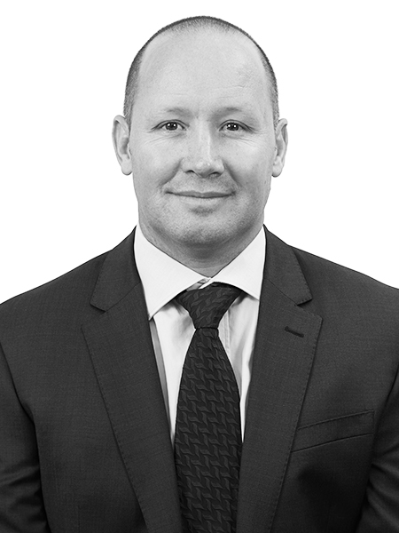 Grant Kirchmann,Head, Corporate Solutions SA and SSA, Senior Director