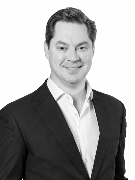 Stuart Ross,Head of Industrial & Logistics, South East Asia